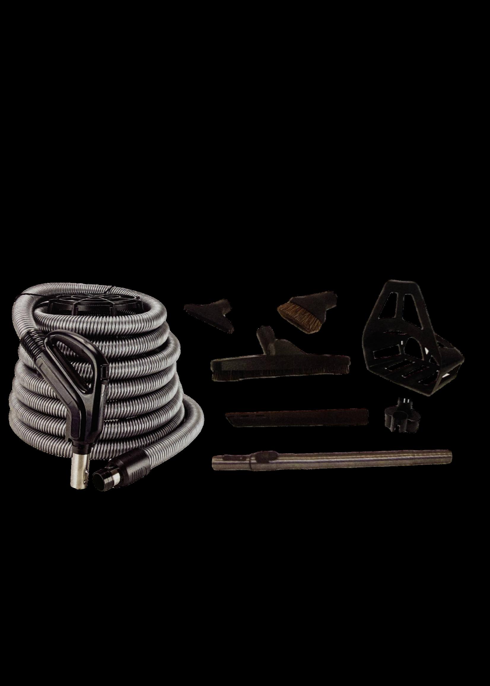 Cana-Vac CanaVac - Low Voltage Kit 35'