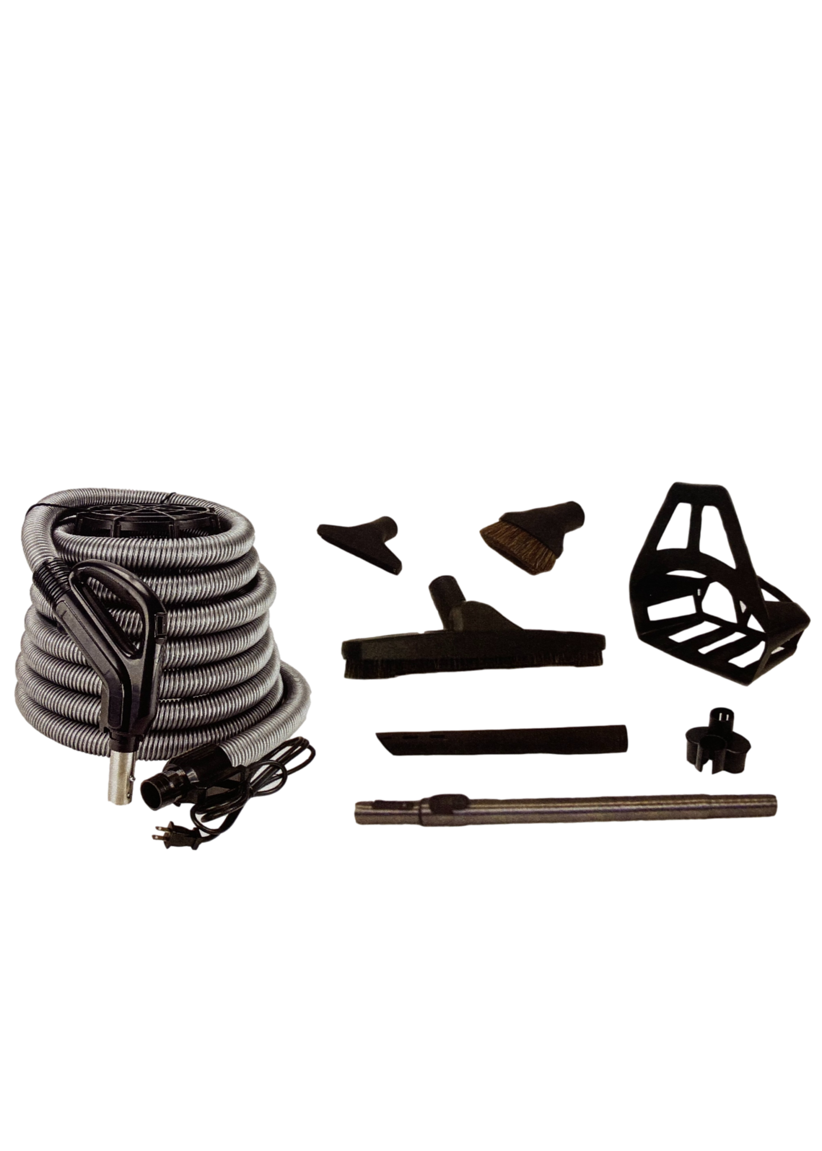 Cana-Vac CanaVac - Dual Voltage Kit 35' (No Powerhead)
