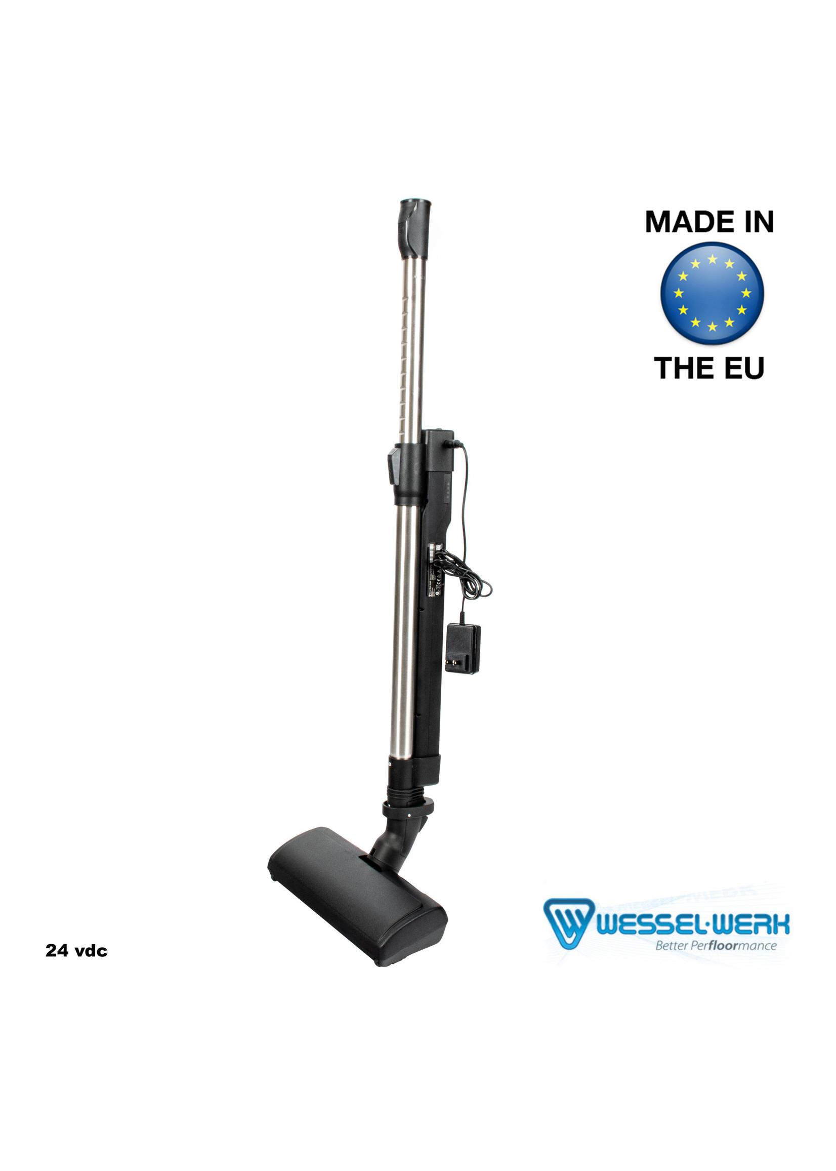 Wessel Werk Wessel Werk EBK280 DC Battery Powered Brush w/ wand