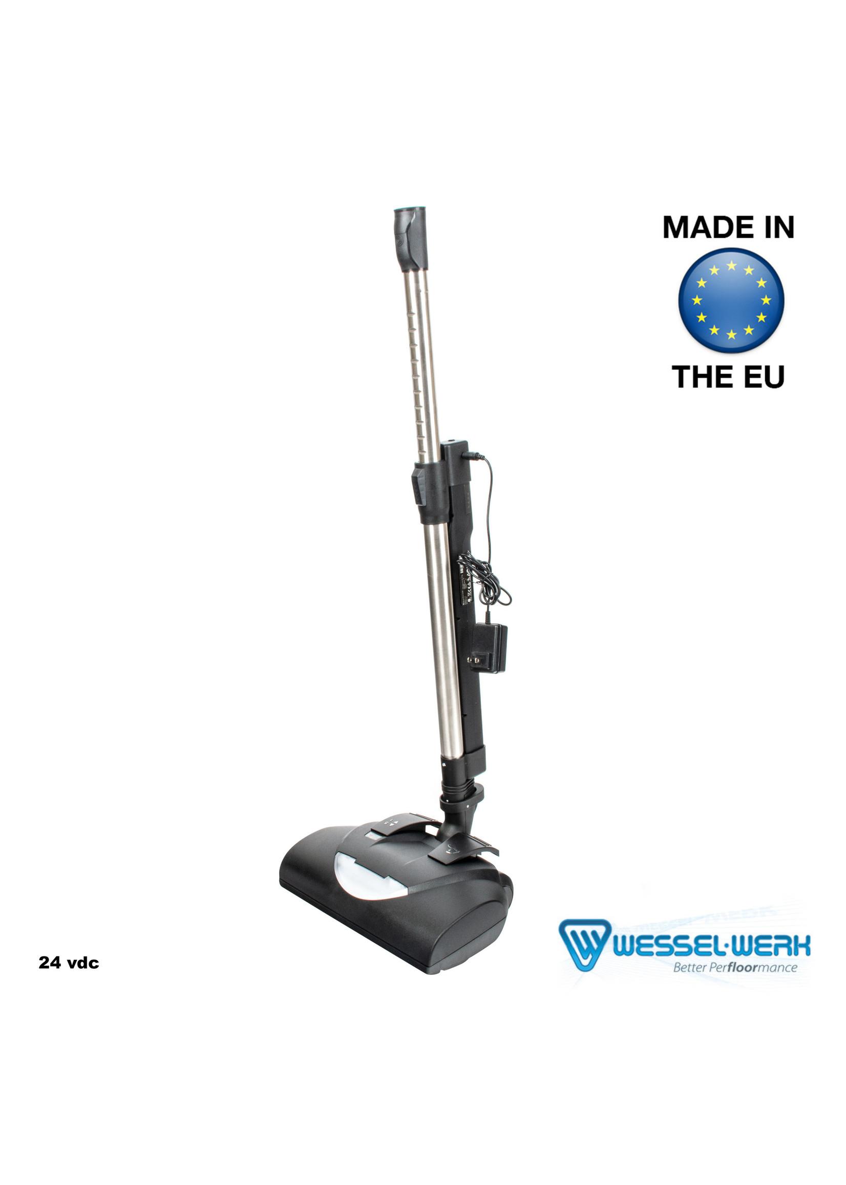Wessel Werk Wessel Werk EBK360 DC Battery Power Brush w/ Power wand