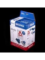 Miele Miele FJM Megapack (12 Bags, 1 Hepa, 4 Intake Filters)