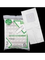 Astrovac Vacumaid, Astrovac Dustlock Central Vac Bags (3 Pack)