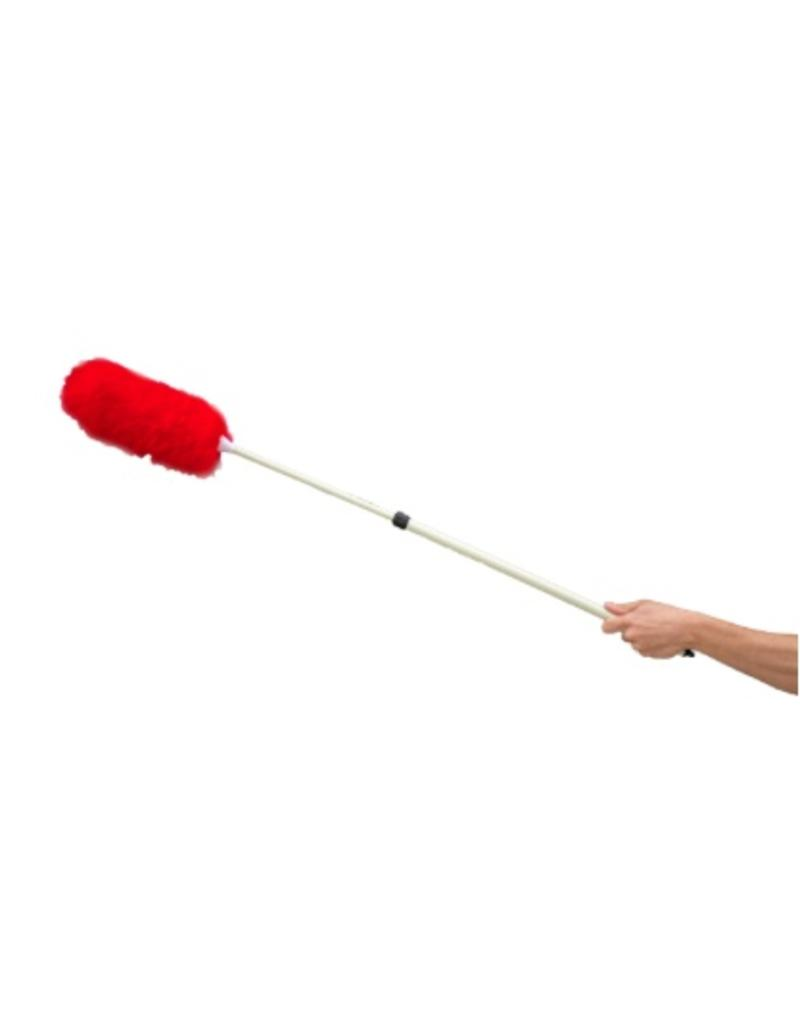 "MAGIC DUSTER LAMBSWOOL EXTEND HANDLE 30 - 42"" ASSORTED COLOURS"