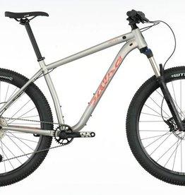 Salsa Cycles Salsa Timberjack GX1 27.5+ Bike SM Silver
