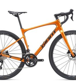 Giant Revolt Advanced 2 M Metallic Orange/Gunmetal Black