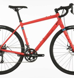 Salsa Salsa Journeyman 700c Claris Bike 55.5cm Orange