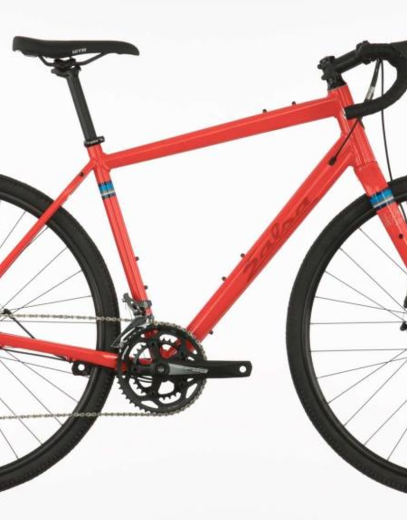 Salsa Salsa Journeyman 700c Claris Bike 55.5cm Orange