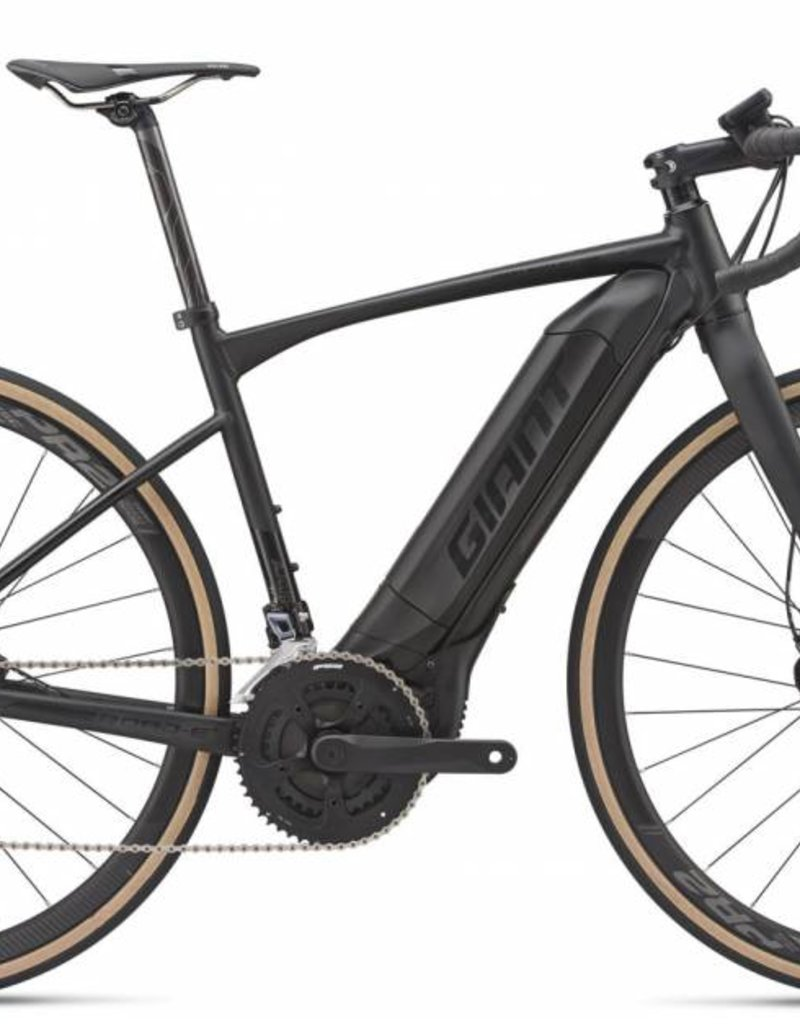 Giant Road-E+ 1 Pro 28MPH L Matte Black