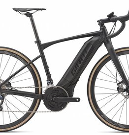 Giant Road-E+ 1 Pro 28MPH M Matte Black