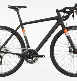 Salsa Cycles Salsa Warbird Carbon Rival 22 Bike 55cm Raw Carbon