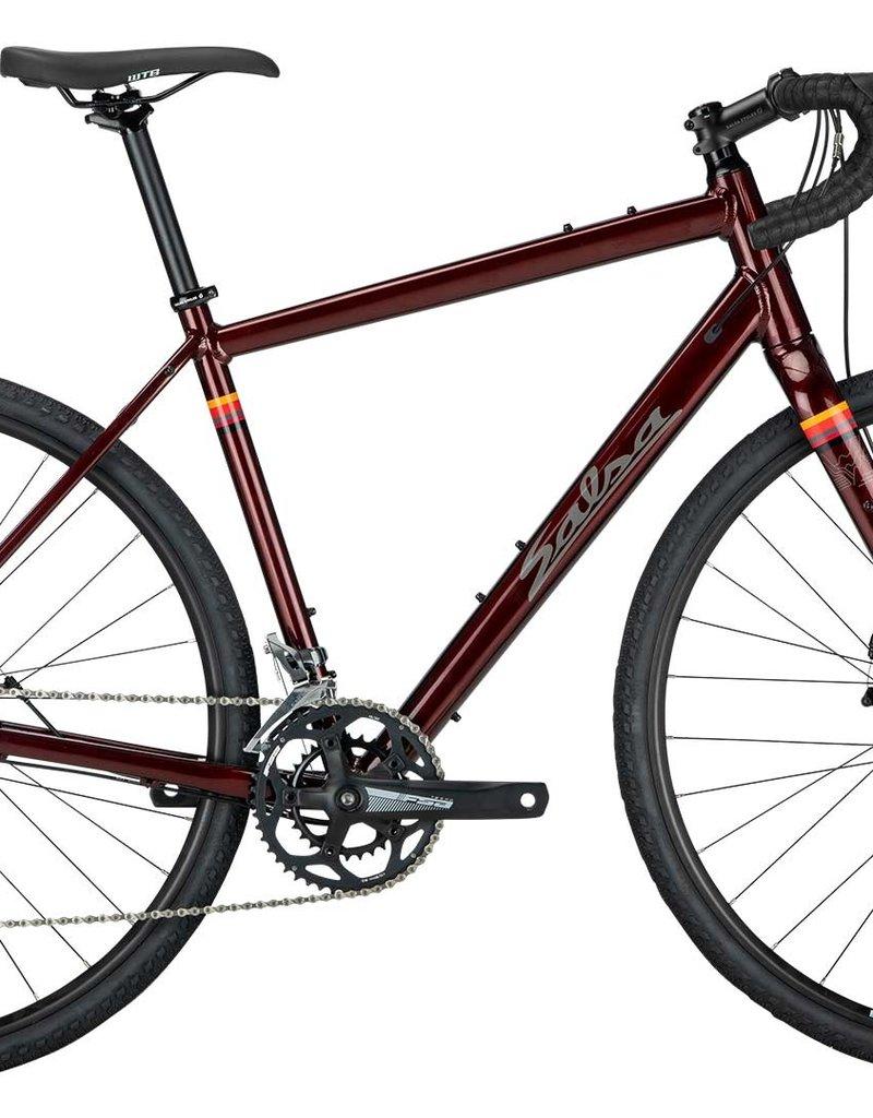 Salsa Salsa Journeyman 700c Claris Bike 55.5cm Copper