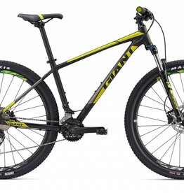 Giant Talon 29er 2 M Matte Black/Neon Yellow