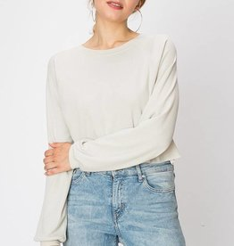 CREWNECK CROP TOP