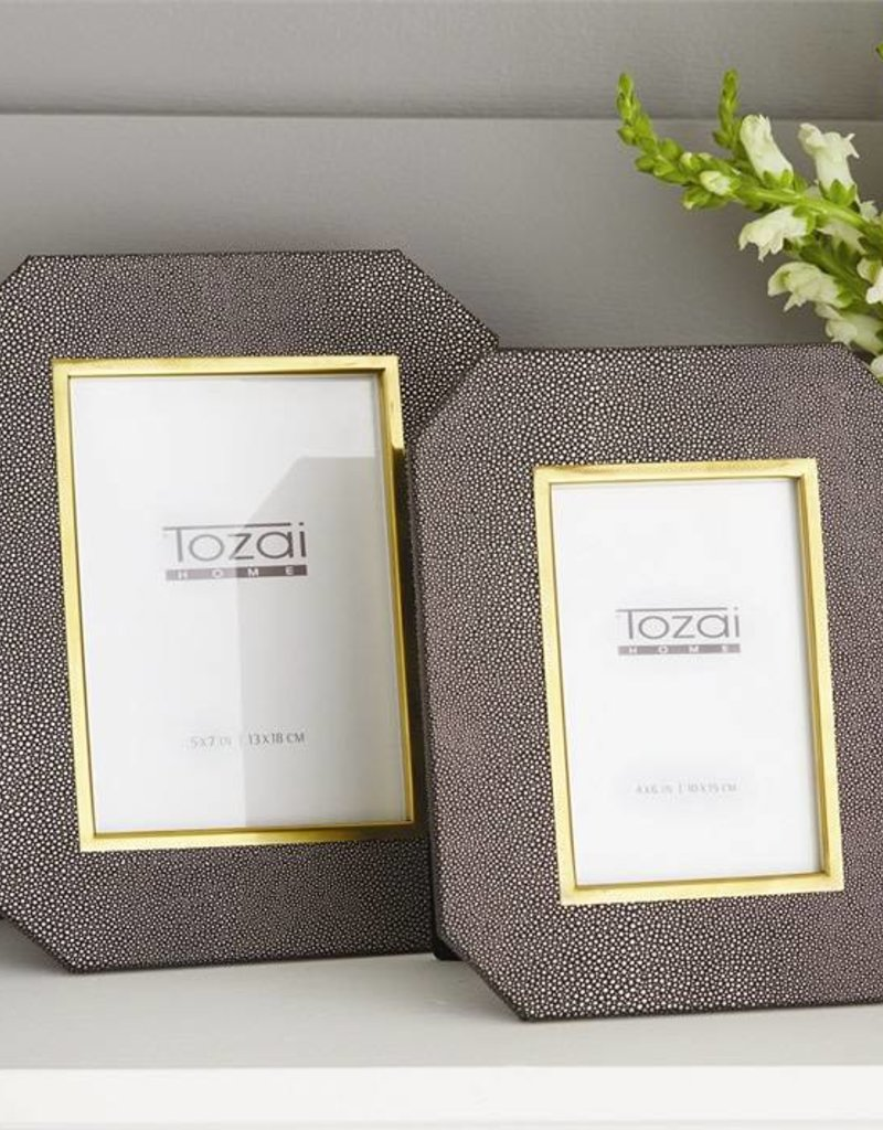TOZAI Grey Stingray- 4x6