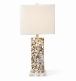 TOZAI Mother of Pearl Lamp