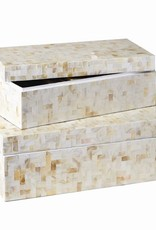 TOZAI Lamina covered box- Small