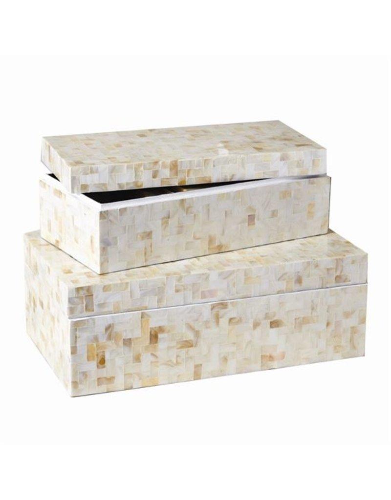 TOZAI Lamina Covered box-Large