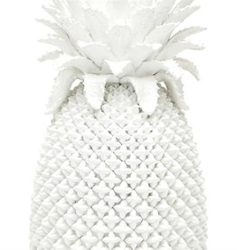 TOZAI White Pineapple Vase