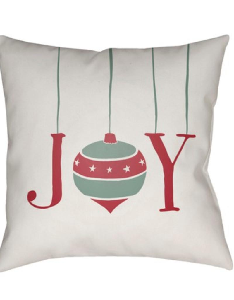 Surya Joy Pillow 18x18