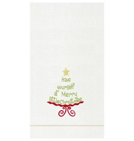 C&F Enterprises Have yourself a Merry Christmas Hand Towel
