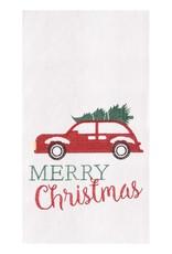 C&F Enterprises Holiday Car Towel