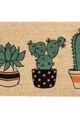 Classic Home Classic Home- Planter Friends Rug 24x36
