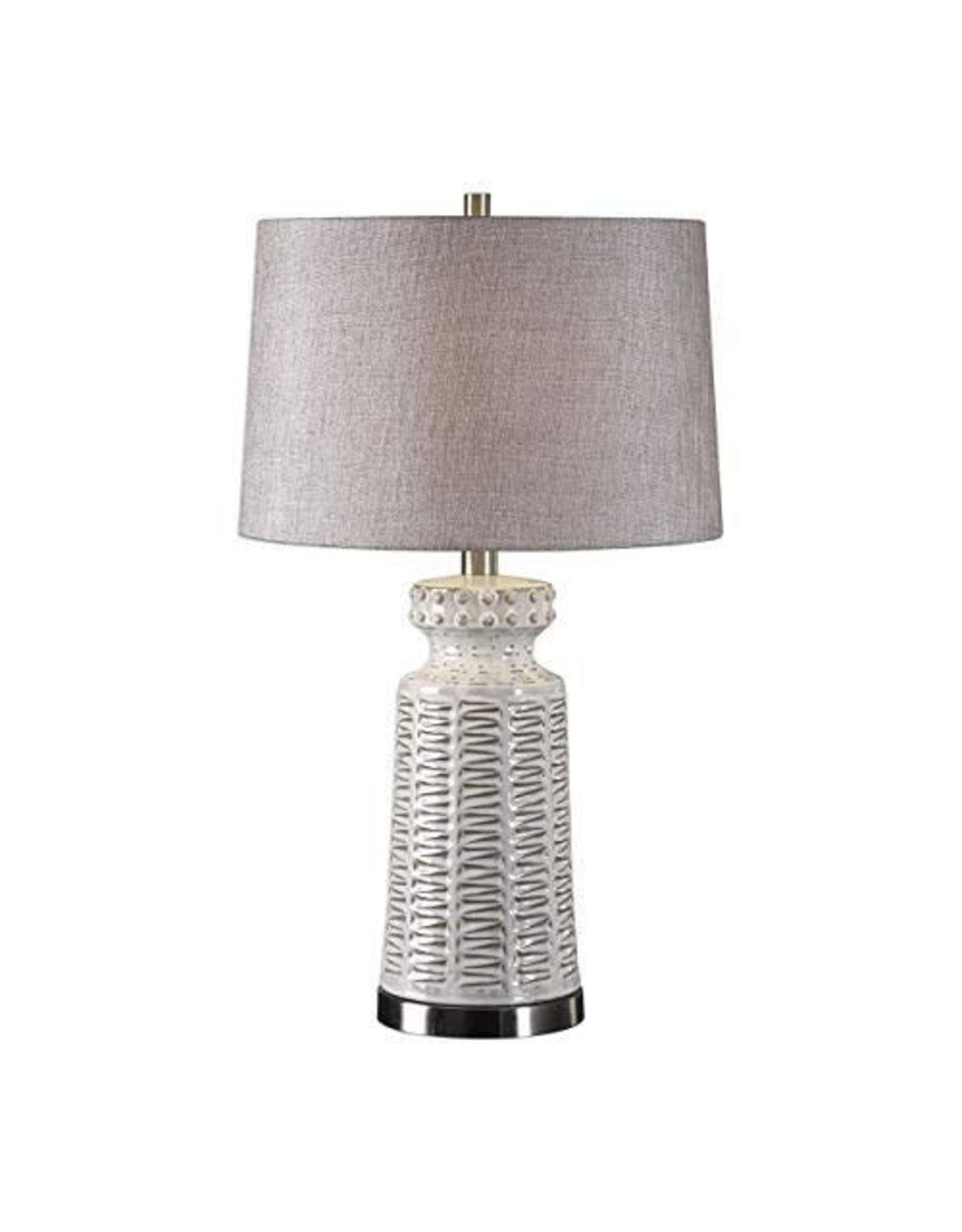 Uttermost Kansa Lamp