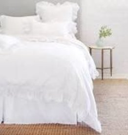 Pom Pom at home Charlie- White-Q Duvet