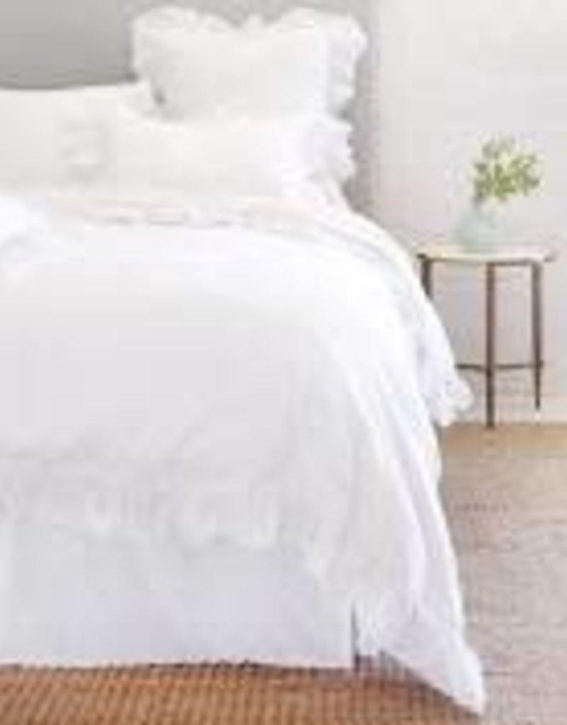 Pom Pom at home Charlie- White-Q Duvet