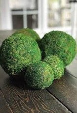 Accent Decor Moss Sphere 4""