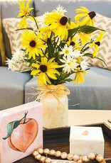 CATHY BAGGETT Sunflower in Mason