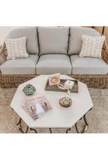 Summer Classics Soho Wicker Sofa