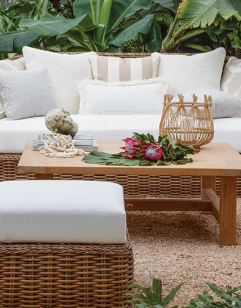 Summer Classics Soho Wicker Sofa