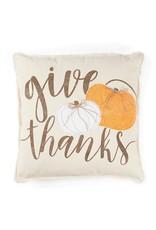 MudPie Pumpkin Pillow