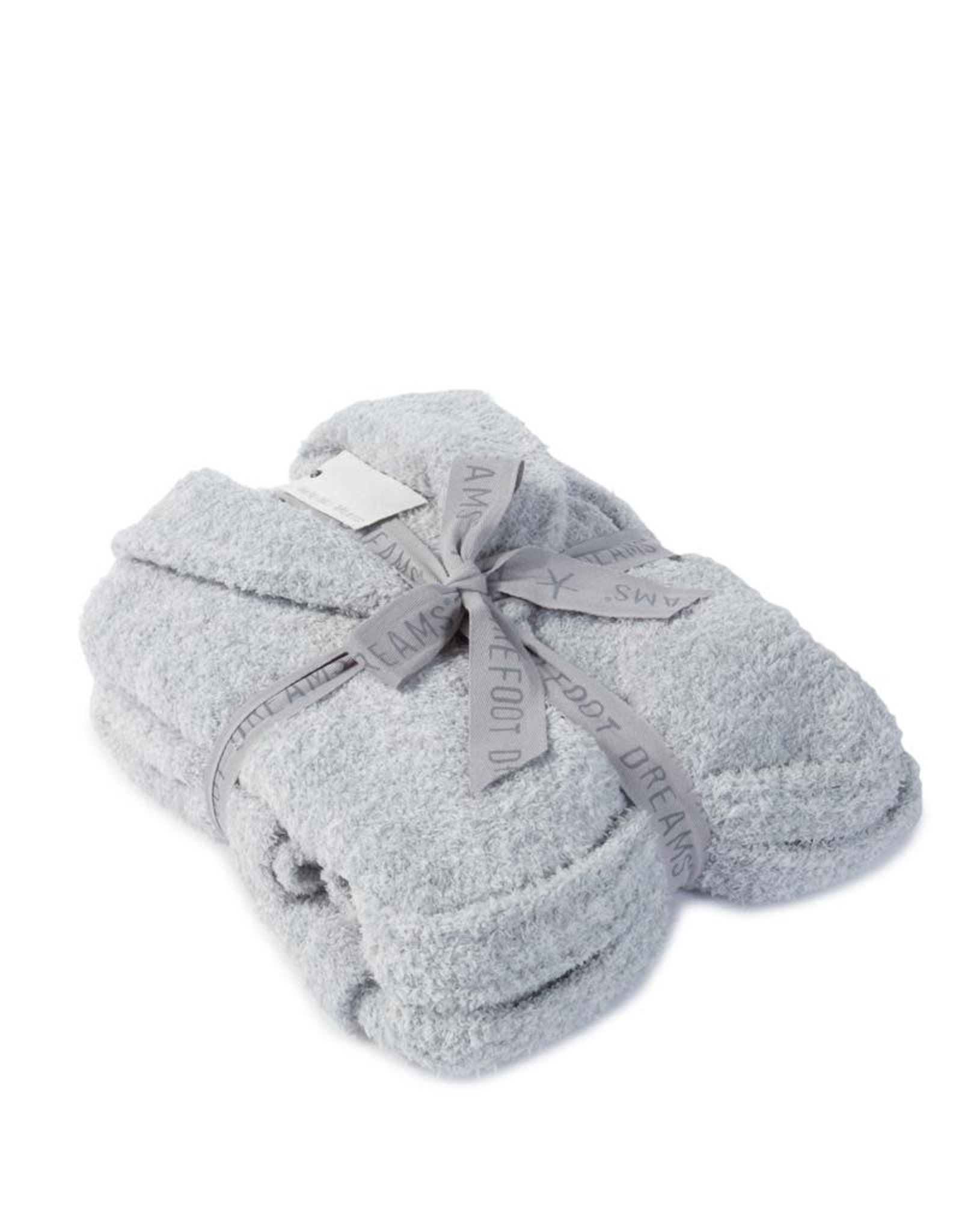 Barefoot Dreams Cozychic Robe - Dove Gray Medium