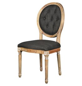 FortyWest Meg Tufted Side Chair