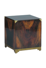 Gabby Addison Cube Side Table