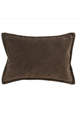 Classic Home Suede 14x20 Pillow