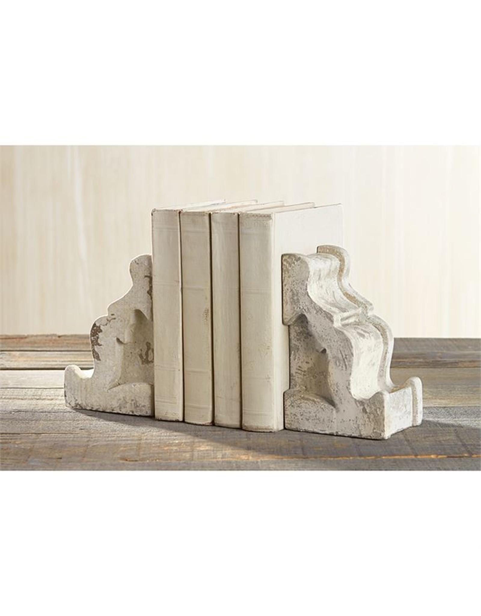 MudPie Concrete Book End