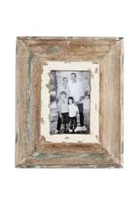 MudPie 4x6 Weathered Wood Frame