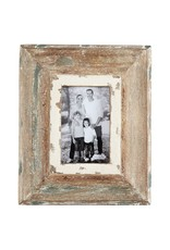 MudPie 5x7 Weathered Wood Frame