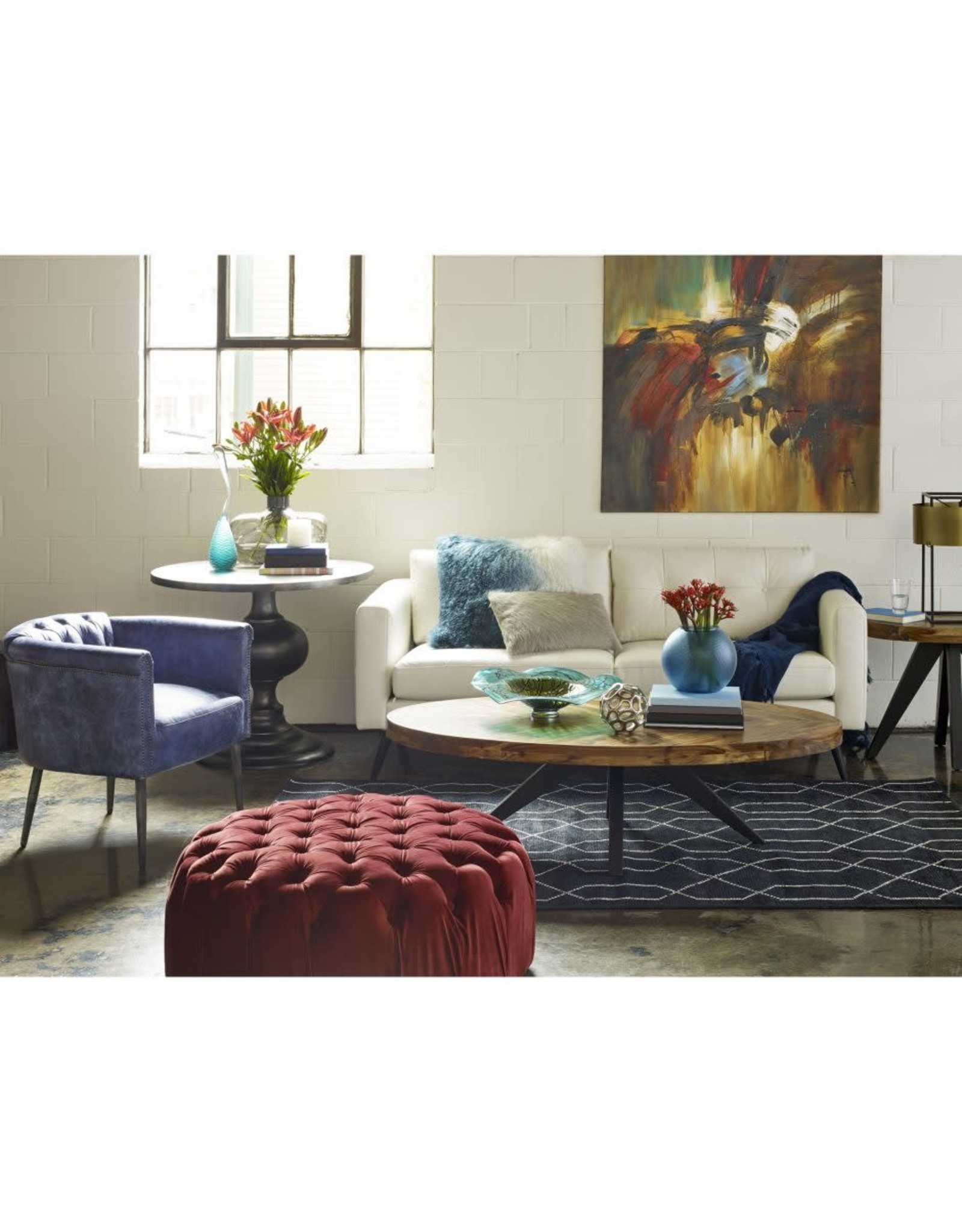 Moe's Home Collection Shapkin Armchair
