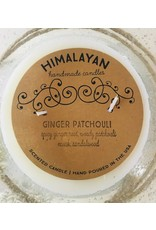 Himalayan Clear-Ginger Patchouli
