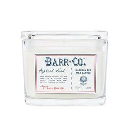 BARR CO Wicker Jar Candle Original Scent 12oz.
