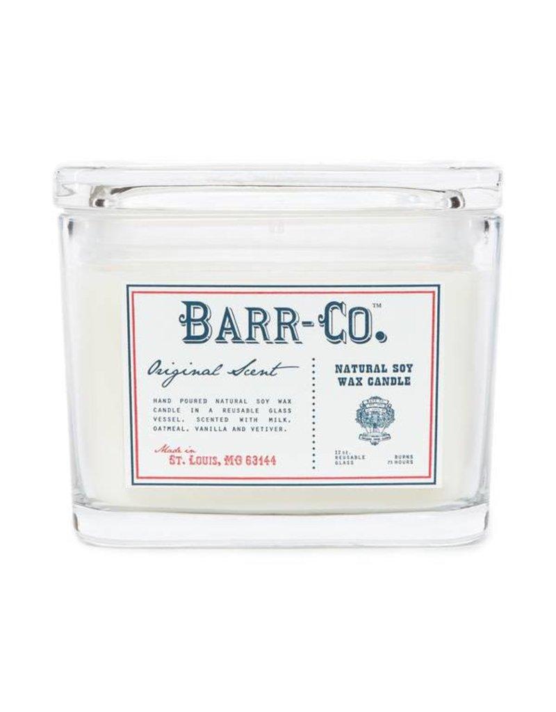 BARR CO Wicker Jar Candle Original Scent 12oz.
