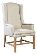 Furniture Classics Linen Host Chair