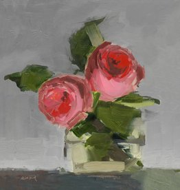 Wendover Art Red Roses