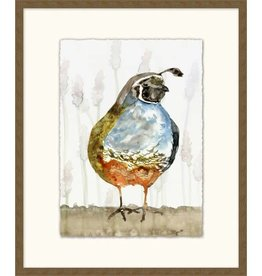 Wendover Art Colorful Quail 2