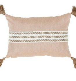 Lacefield Petal Lumbar pillow