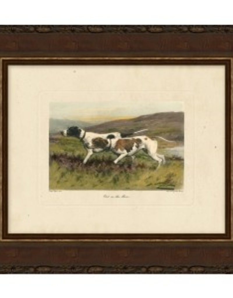 Wendover Art  Hunting Dogs 2
